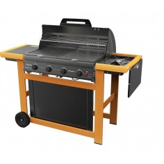 CAMPINGAZ BARBECUE A GAS ADELAIDE 4 WOODY DLX Cod.15732