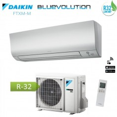 Climatizzatore Condizionatore Daikin Inverter Perfera Serie Ftxm35m Bluevolution R-32 12000 Btu (wi-fi Ready)