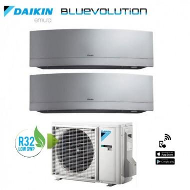 Climatizzatore Daikin Dual Split 9+9...