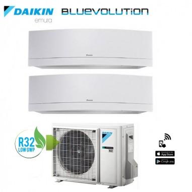 Climatizzatore Daikin Dual Split 7+12...