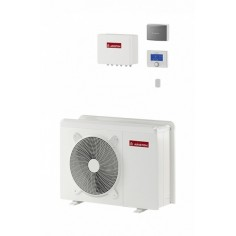 Pompa Di Calore Monoblocco Ariston Da 12 Kw Modello Nimbus Pocket 70 M Net