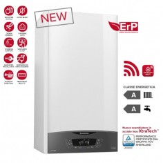 Caldaia A Condensazione Ariston Clas One L 30 Kw A Gas Metano Completa Kit Fumi Wi Fi Ready - Erp New
