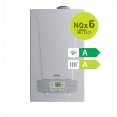 CALDAIA A CONDENSAZIONE BAXI LUNA DUO-TEC+ 1.24 GAS METANO/GPL COMPLETA KIT FUMI-NEW ERP SOLO RISCALDAMENTO