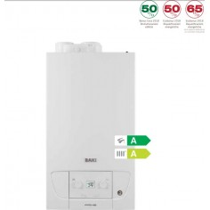 Caldaia Baxi Prime 30 A Condensazione Erp Completa Di Kit Fumi New Model Gpl
