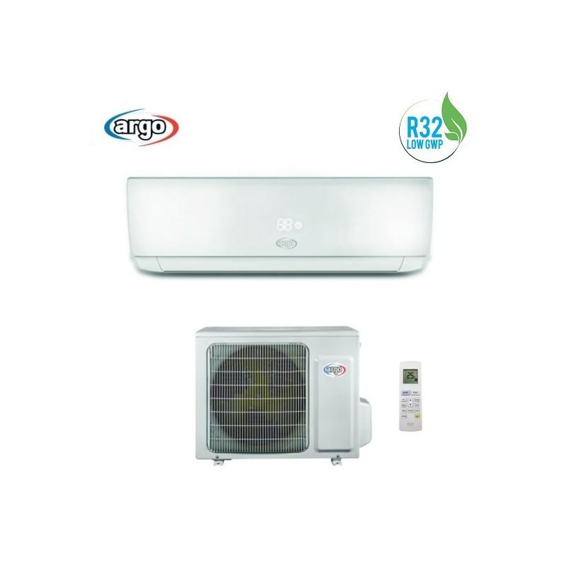 ARGO CONDIZIONATORE ECOLIGHT 18000 BTU INVERTER GAS R32 A++//A+