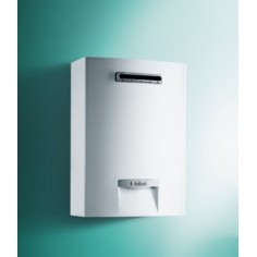 Scaldabagno Vaillant A Camera Stagna Modello Outsidemag 128/1-5 Rt Da 12 Lt Low Nox A Gas Metano Per Esterno 0010022465