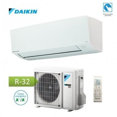 CLIMATIZZATORE CONDIZIONATORE DAIKIN INVERTER SIESTA ATXC25A+ARXC25A DA 9000 BTU CON GAS R32 E CLASSE ENERGETICA A++/A+