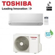 Climatizzatore Condizionatore Toshiba Seiya Inverter Ras-b10j2kvg-e Classe A++/+ 10000 Btu Gas R32 Wi Fi Ready