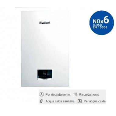 Caldaia Vaillant A Condensazione Ecotec Intro Da 24 Kw Vmw 18 24 As 1 1 A Gas Metano E Basse Emissioni Nox Con Kit Fumi Erp