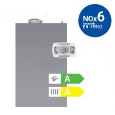 Caldaia A Condensazione Baxi Ad Incasso Modello Luna Air 24 Kw A Gas Metano/gpl Nox 6 Con Kit Fumi