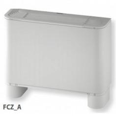 Ventilconvettore Fan Coil Aermec Con Comando A Bordo Modello Fcz/a 600 Per Solo Riscaldamento