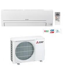 Climatizzatore Condizionatore Mitsubishi Electric Inverter Linea Smart Msz-hr25vf 9000 Btu Con Gas R32 In A++ E Wi Fi Ready