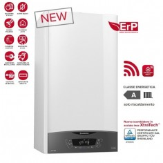 Caldaia A Condensazione Ariston Clas One System 24 A Gas Metano Completa Kit Fumi Wi Fi Ready - Erp