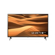 "TV LED AI 4K ULTRA HD LG 55UM7100 DA 55"" TV LED 4K ULTRA HD SMART ACTIVE HDR DVB/T2/S2 3840x2160 Pixel HD COLORE: NERO"