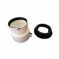 Kit Scarico Fumi Sdoppiato Per Caldaie Ariston A Condensazione