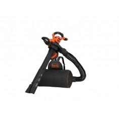 Soffiatore Aspiratore Trituratore BLACK + DECKER Modello BEBLV300 da 3000 W Completo Di Zaino Codice: 99204