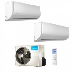 Climatizzatore Midea Dual Split Extreme 9000+12000 M20G-14HFN8-Q R-32 9+12
