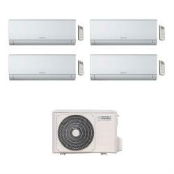 Climatizzatore Condizionatore Olimpia Splendid Quadri Inverter NEXYA S4 OS-CEMYH36E1 R-32 Wi-Fi Optional 12000+12000+12000+12000