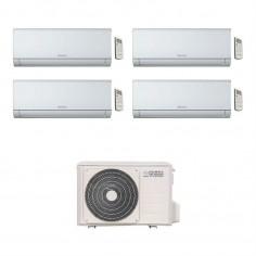 Climatizzatore Condizionatore Olimpia Splendid Quadri Inverter NEXYA S4 OS-CEMYH36E1 R-32 Wi-Fi Optional 9000+9000+9000+9000