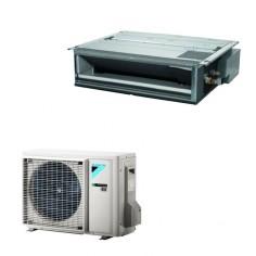Climatizzatore Condizionatore Daikin Bluevolution Inverter Canalizzato Ultrapiatto 12000 Btu FDXM35F3/F9 R-32 Wi-Fi Optional