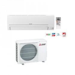 Climatizzatore Condizionatore Mitsubishi Electric Inverter Linea Smart Msz-Hr25vf 9000 Btu Con Gas R32 In A++ E Wi Fi Ready (Ang