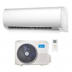 Climatizzatore Condizionatore Midea Inverter serie RIGHT 12000 Btu R-32 A++ Wi-Fi Optional MSMABU-12HRDN8