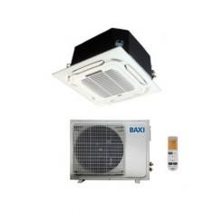 CLIMATIZZATORE CONDIZIONATORE A CASSETTA BAXI LIGHT COMMERCIAL DA 36000 BTU E GAS R32 NEW MODEL