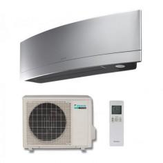 Climatizzatore Condizionatore Daikin Inverter Emura Silver Wi-fi Ftxj35ms R-32 Bluevolution A++ 12000 Btu