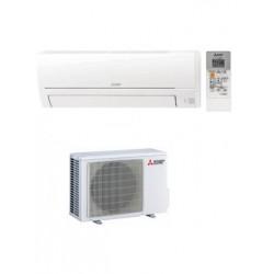 Climatizzatore Condizionatore Mitsubishi Electric Inverter Linea Smart Msz-Hr25vf 9000 Btu Con Gas R32 In A++ E Wi Fi Ready(Ango