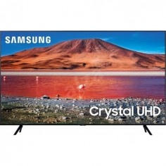 "Samsung Series 7 UE43TU7072U 109,2 cm (43"") 4K Ultra HD Smart TV Wi-Fi Carbonio, Argento"