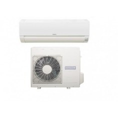 Climatizzatore Condizionatore Hitachi Inverter Serie Dodai Frost Wash 9000 Btu RAK-25REF R-32 Wi-Fi Optional