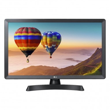 "LG TV LED HD Ready 24"" 24TN510S-PZ. API Smart TV WebOS"