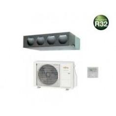 Climatizzatore Condizionatore Fujitsu Canalizzato Canalizzabile ECO serie KM 24000 btu R-32 3NGF89135 ARXG24KMLA A+