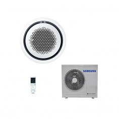 Climatizzatore Samsung Cassetta 360° 24000 BIANCO AC071RN4PKG R-32 Inverter A++/A+