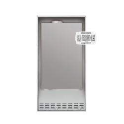 Caldaia a condensazione da incasso Baxi LUNA IN PLUS 30 kW low NOx completa di kit scarico fumi kit raccordi di serie cod. A7736