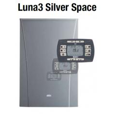 CALDAIA BAXI LUNA3 SILVER SPACE HT 240 A CONDENSAZIONE DA ESTERNO COMPLETA DI KIT FUMI