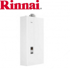 Scaldabagno Rinnai A Camera Stagna Modello Infinity 17i Per Interno A Gas Metano Cod. Reu-1720ffu-ng Incluso Kit Scarico Fumi