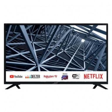 """SHARP TV LED HD 32"""" 32BC4E Smart TV"""