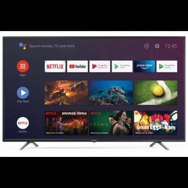"Tv 43"" Sharp Black 4k UHD Smart..."