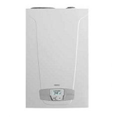 Caldaia Baxi Nuvola Platinum+ 33 Ga A Condensazione Erp Con Accumulo 40 Lt Completa Di Kit Fumi