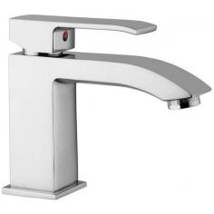 PAFFONI - MISCELATORE MONOCOMANDO per lavabo LEVEL LES075