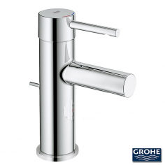 """GROHE - MISCELATORE MONOCOMANDO DA 1/2"""" per lavabo ESSENCE 32898000"""
