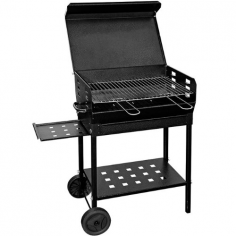 Barbecue 'polifemo' Cm 60x40x95