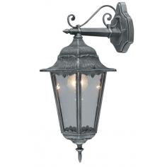 Lanterna Da Esterno In Alluminio Con Braccio Cm 43 Mod. Irlanda
