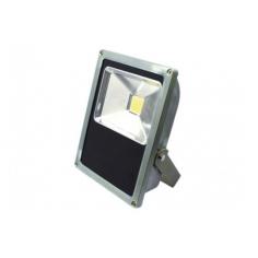 PROIETTORE A LED IN METALLO VERNICIATO POTENZA 50 W