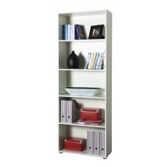 Kit Libreria Cm 70x30x197h Bianca