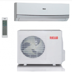 Climatizzatore Condizionatore Riello Inverter Serie Aaria Mono Amw 25 Q 9000 Btu