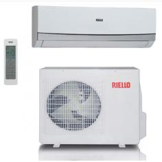 Climatizzatore Condizionatore Riello Inverter Serie Aaria Mono Amw 35 Q 12000 Btu
