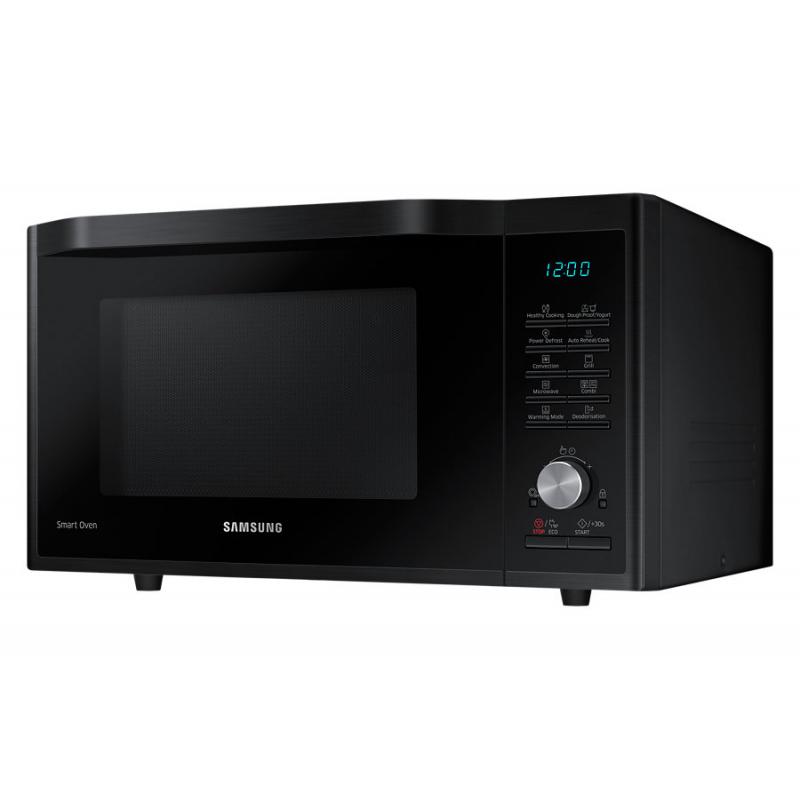 Forno a microonde samsung combinato smart oven mc32j7035dk - Forno combinato microonde ...