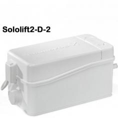STAZIONE DI SOLLEVAMENTO TRITURATORE GRUNDFOS SOLOLIFT2 D-2